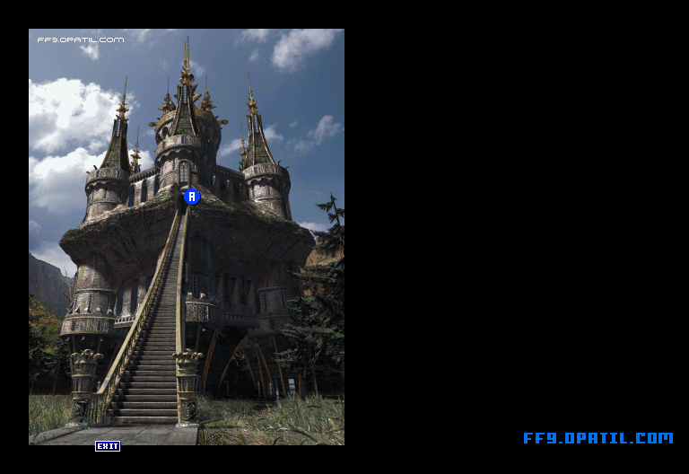 Ipsen\'s Castle Map : FF9 All Location Maps - FF9 Walkthrough and ...
